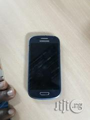 Used Samsung Galaxy S3 Blue 8 GB | Mobile Phones for sale in Delta State, Oshimili South