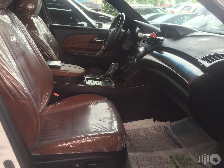Archive: Acura MDX 2010 White