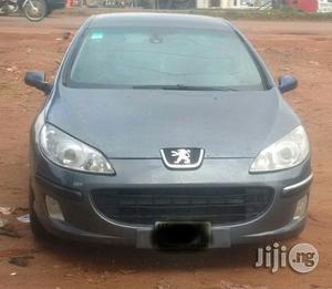 Peugeot 407 2009 2.2 Coupe Gray | Cars for sale in Kaduna State, Kaduna / Kaduna State