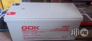 GDK 200ah/12 Volts Deep Cycle Battery | Solar Energy for sale in Lagos State, Ikeja