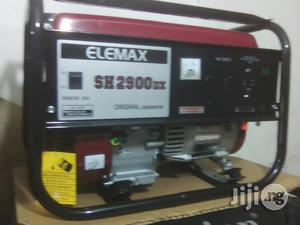 Elemax SH2900DX.Model Petrol Gen | Electrical Equipment for sale in Lagos State, Ojo