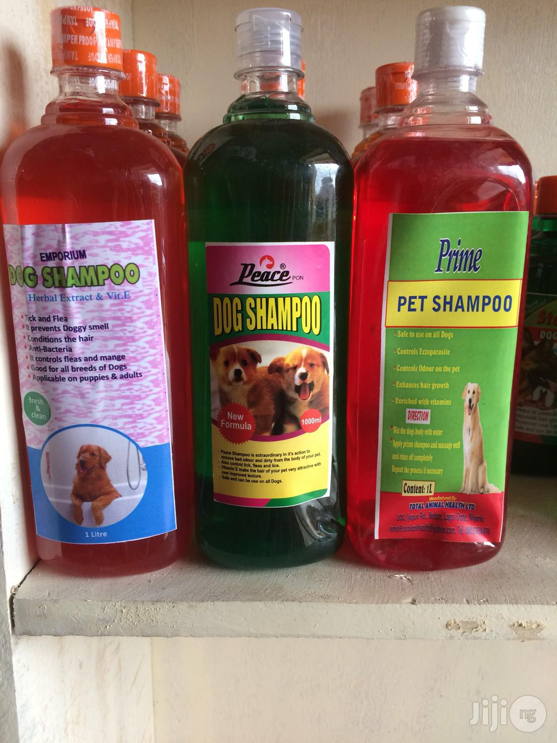 Archive: Dog Soap And Shampoos