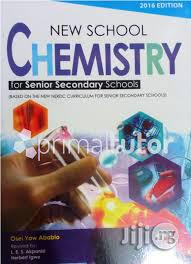 New School Chemistry for Senior Secondary Schools | Books & Games for sale in Lagos State, Surulere