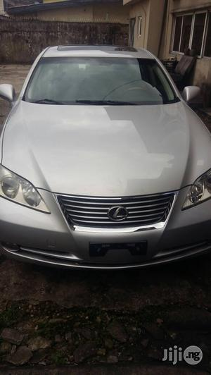 Lexus ES 2009 350 Silver   Cars for sale in Rivers State, Port-Harcourt