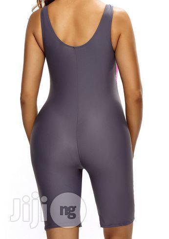 Boyleg Swimsuit (M - XXL)