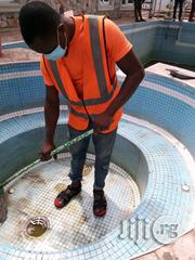Swimming Pool Wash   Cleaning Services for sale in Lagos State, Ikoyi