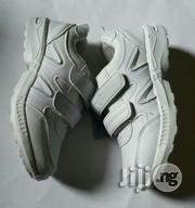 Durable Lightweight White Canvas | Children's Shoes for sale in Lagos State