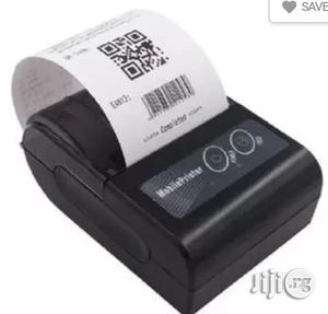 Bluetooth Mobile POS Printer 58mm X40 | Store Equipment for sale in Lagos State, Ikeja