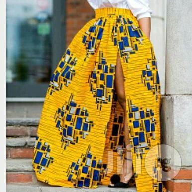 Archive: Ankara Maxi Skirts