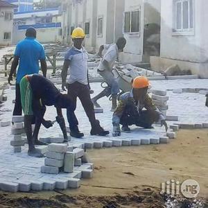 Free Fixing Of Interlocking Paving Stones   Building Materials for sale in Lagos State, Lekki