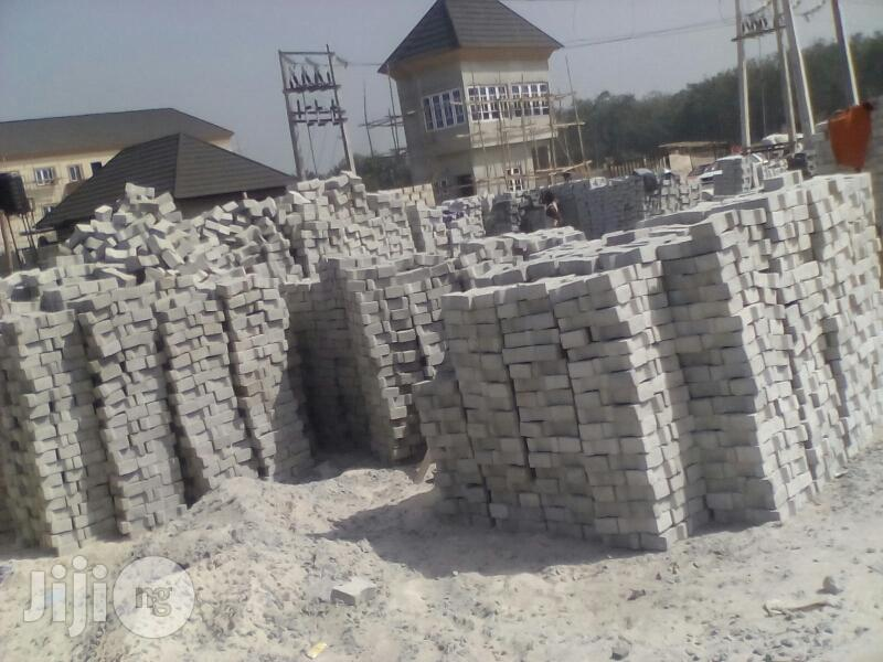 Free Fixing Of Interlocking Paving Stones | Building Materials for sale in Lekki, Lagos State, Nigeria