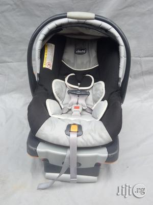 Tokunbo Uk Used Chicco Baby Car Seat | Children's Gear & Safety for sale in Lagos State, Lekki
