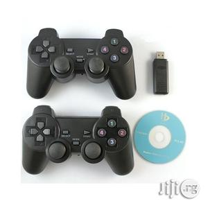Twin Wireless Game Controllers for Laptops | Accessories & Supplies for Electronics for sale in Lagos State, Ikeja