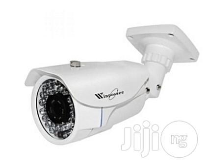 Winpossee CCTV Camera - White
