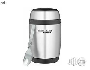 Thermos Stainless Steel Baby Food Flask (400ml)   Babies & Kids Accessories for sale in Lagos State, Ikeja