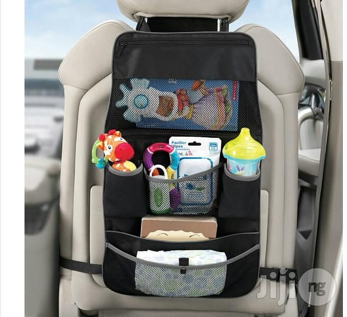 Munchkin Brica Backseat / Pushchair Organiser | Baby & Child Care for sale in Ikeja, Lagos State, Nigeria