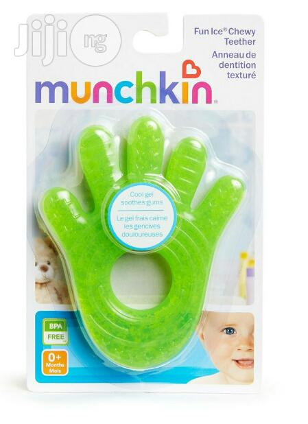 Munchkin Chewy Baby Teether (2pck) | Baby & Child Care for sale in Ikeja, Lagos State, Nigeria