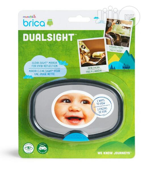 Munchkin Daulsight Baby Carseat Mirror