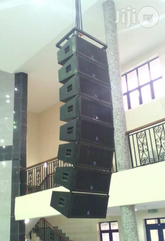 Sound Prince Line Array System 1pair