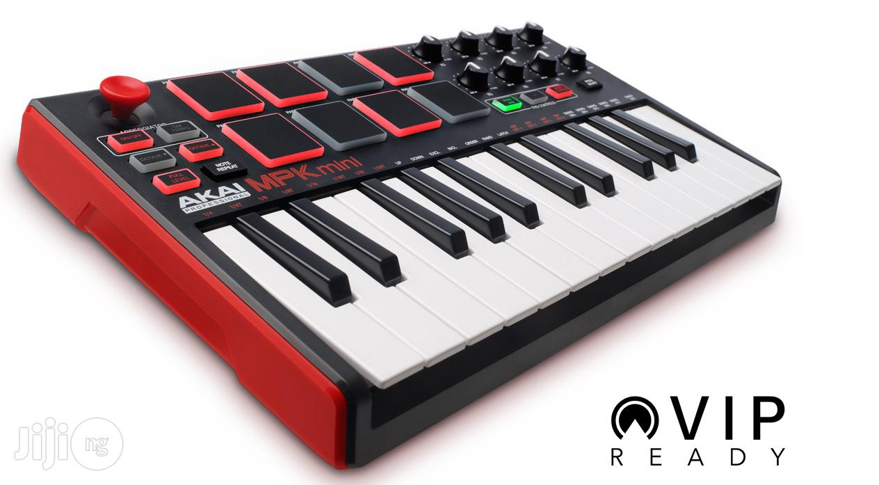 Akai MPK Mini MIDI Keyboard Controller With Drum Pads