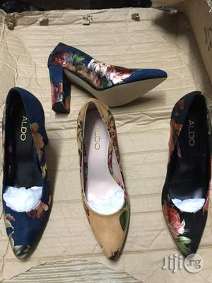 Quality Designer Block Heel Shoes | Shoes for sale in Lagos State, Surulere