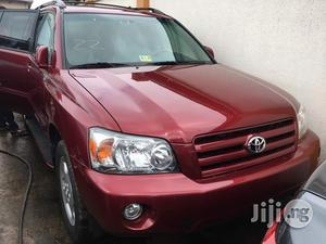 Toyota Highlander 2007 Limited V6 4x4 Red | Cars for sale in Oyo State, Ibadan