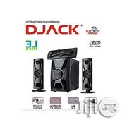 Djack Powerful Bluetooth Home Theatre System - DJ-403 | Audio & Music Equipment for sale in Lagos State, Ojo