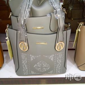 W Leather Handbags ( 4 in 1) | Bags for sale in Lagos State, Yaba