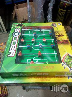 Children's Soccer Table Game