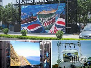 PH3.91 Outdoor Rental LED Display(Pure Black Light) 500×1000mm   Photography & Video Services for sale in Lagos State, Yaba