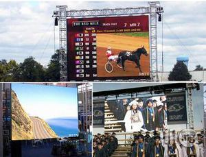 PH4 Outdoor Rental LED Screen 512×512mm   Photography & Video Services for sale in Lagos State, Yaba
