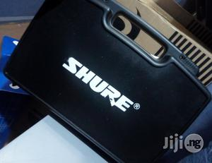 PGX Shure Wireless Microphone Two Handle   Audio & Music Equipment for sale in Lagos State, Ojo