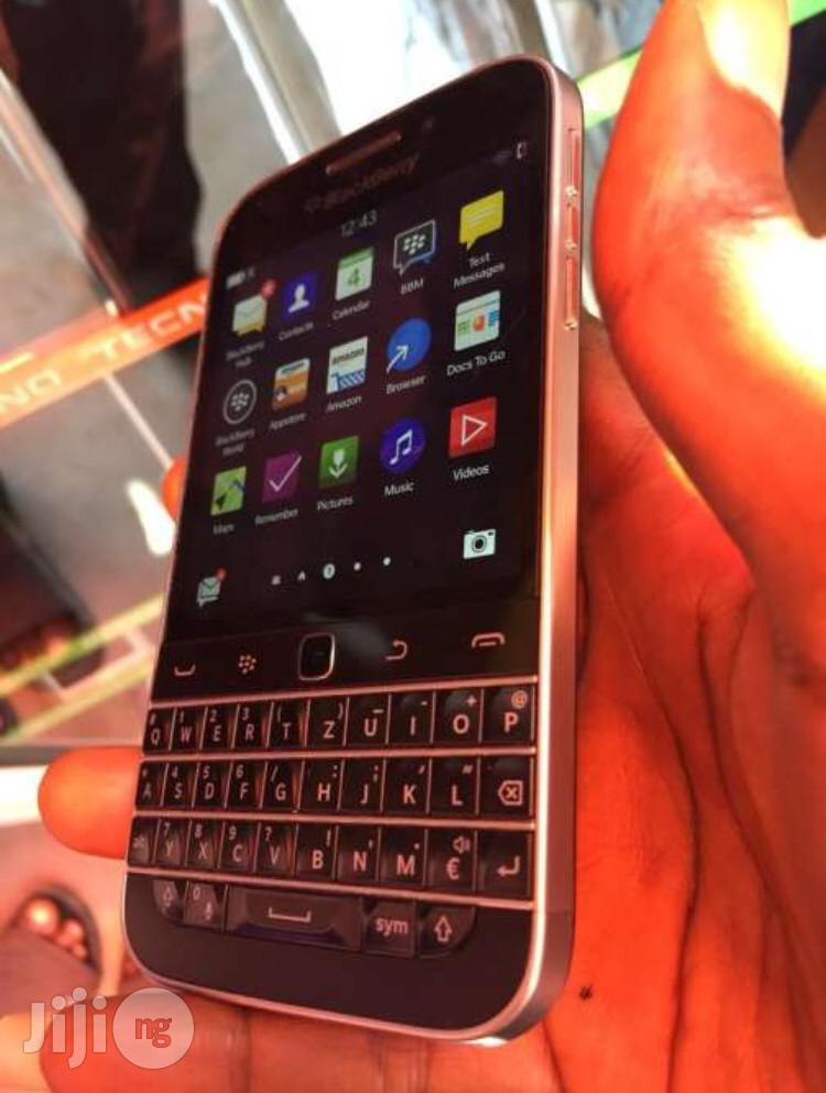 Blackberry Classic Black 16GB