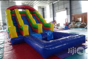 Bouncing Castle With Double Slide, Climber and Pool for Sale   Toys for sale in Lagos State