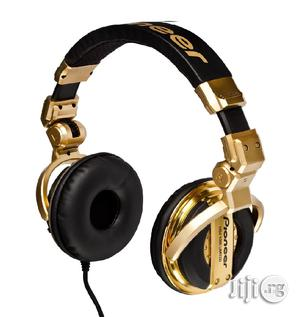 Pioneer DJ Professional Headphone For Clearer Beats/Sounds | Headphones for sale in Lagos State, Ikeja