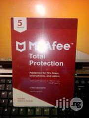 Mcafee Total Protection 2020 5pcs 1 Yr Genuine License | Software for sale in Lagos State, Ikeja
