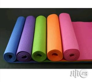 Sports Yoga Mat   Sports Equipment for sale in Lagos State, Surulere