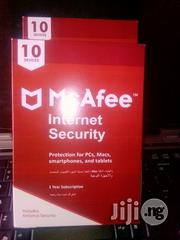 10users Mcafee Internet Security 2020 | Software for sale in Lagos State, Ikeja