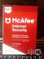 Mcafee Internet Security 2020 Unlimited Device | Software for sale in Lagos State, Ikeja