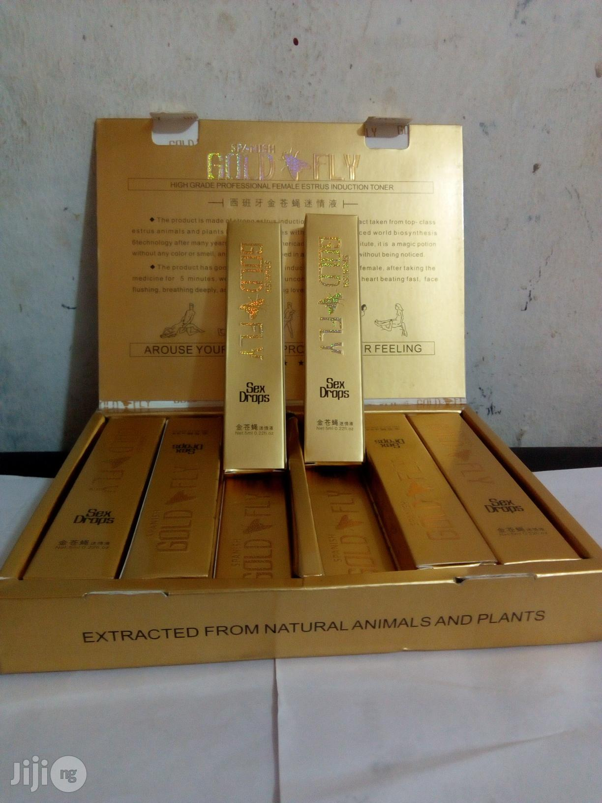 Active Spanish Gold Fly Aphrodisiac | Sexual Wellness for sale in Lagos State, Nigeria