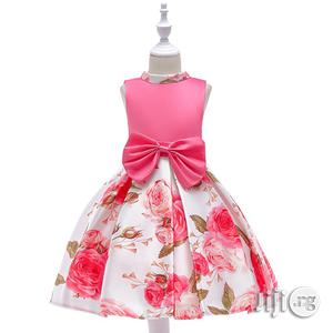 Brand New Embroidery Designs Frock Dress   Children's Clothing for sale in Lagos State, Isolo