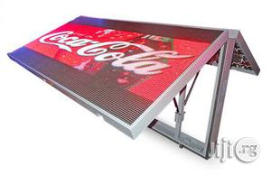 Outdoor Double Faces Led Display Double Sided LED Sign   Photography & Video Services for sale in Lagos State, Yaba