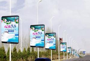 PH5 Pole LED Display   Photography & Video Services for sale in Lagos State, Yaba
