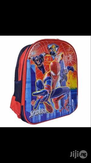 Kids' Spiderman School Bag | Babies & Kids Accessories for sale in Lagos State, Orile