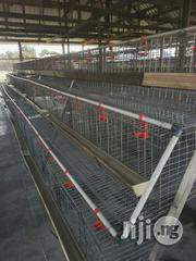 Battery Cage With Durable Mesh For Sale | Farm Machinery & Equipment for sale in Kaduna State, Chikun
