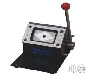 PVC Card Cutter Machine   Manufacturing Equipment for sale in Lagos State, Ikeja