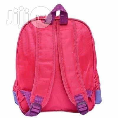 Kiddies School Bag - Pink 2-4years | Babies & Kids Accessories for sale in Orile, Lagos State, Nigeria