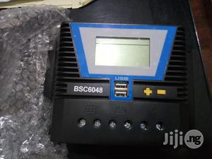 60a PWMV Solar Charge Controller