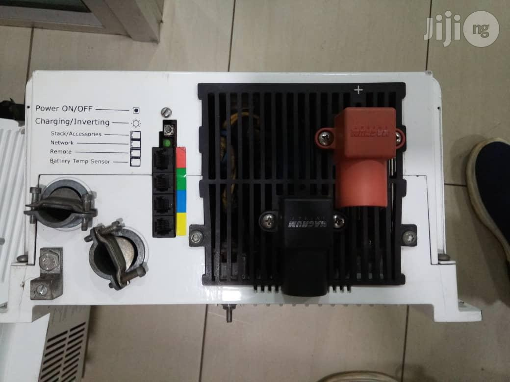 Neatly Used MS-4124PE Inverter/Charger From Magnum Energy USA