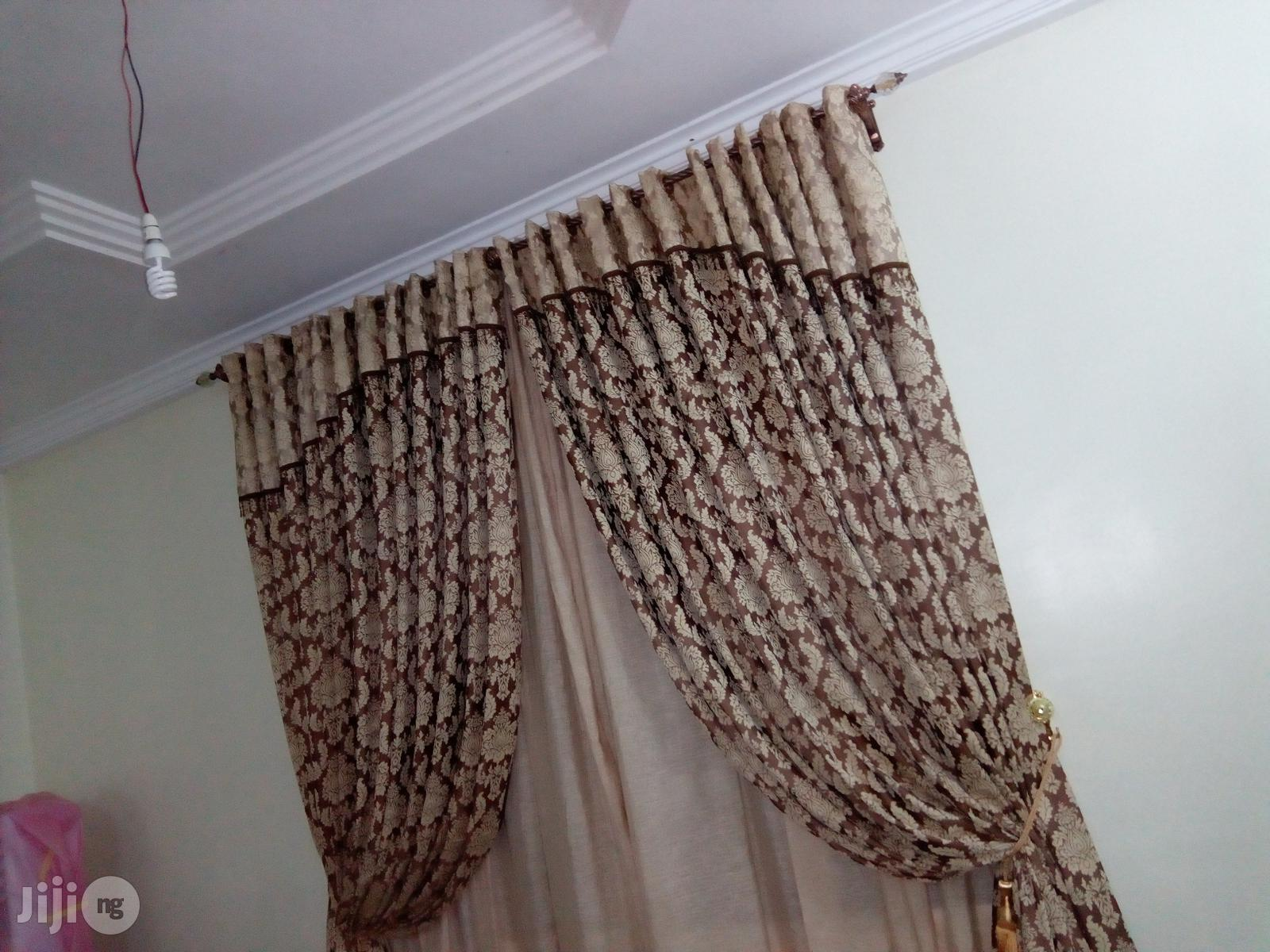Curtains Interior Decoration | Home Accessories for sale in Abakaliki, Ebonyi State, Nigeria